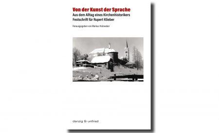 Holzweber (Hg.): Von der Kunst der Sprache. Festschrift für Rupert Klieber